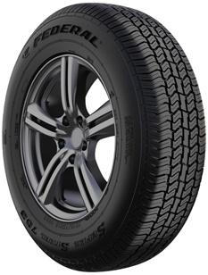 SS753 Tires